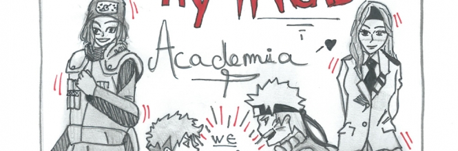 My Manga Academia