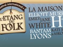 Bac FM est partenaire de l'Etang du Folk