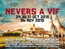 Bac FM partenaire du Festival Nevers à Vif