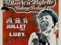Bac FM partenaire du 3ème Rock'a'bylette Vintage Festival