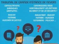 Journée des professions du droit et des métiers de la sécurité