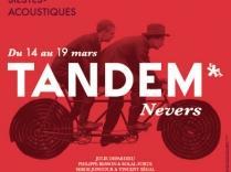 Bac FM partenaire du festival Tandem-Nevers