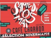 Samedi 05 mai, sélection nivernaise au Café Charbon