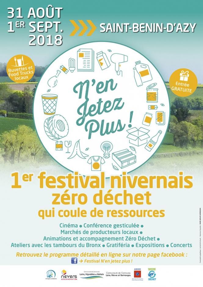 Bac FM partenaire du festival N\'en Jetez Plus! - BacFm.fr